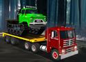 18 Wheeler Double Cargo szállíts járgányokat