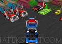 18 Wheeler 3D kamionos ügyességi játék