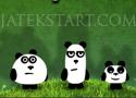 3 Pandas szabadítsd ki a pandákat