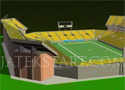 3D Field Goal jatek