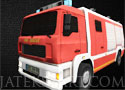 3D Fire Fighter Parking tűzoltóautós parkolós játékok