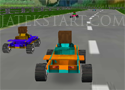 8 Bits 3D Racing autóversenyes játékok