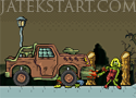 Across Zombieland Játékok