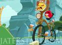 Angry Birds Bike Revenge bringás vicces madaras