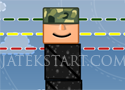 Army Stacker építős egyensúlyozós játékok