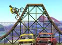 BMX Trials Pro bringás trükkös játékok