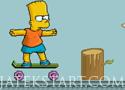 Bart on Skate Játékok