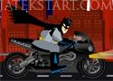 Batman Biker motoros