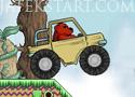 Bear Truck száguldás egy medvével