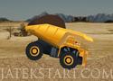 Ben 10 Truck Rider teherkocsis játék