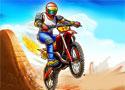 Bike Rush motoros ügyességi játékok