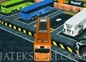Busman Parking 3D Játék