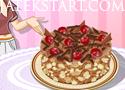 Chocolate Cake süss csokitortát