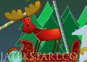 Christmas Balance tedd a szánra a csomagokat