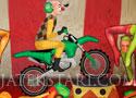 Circus Biker motoros játékok