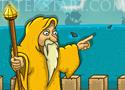 Click Battle Madness védd meg a várat típusú stratégiai játékok