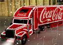 Coca Cola Truck Jigsaw rakd ki