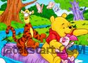 Winnie, Tiger & Piglet játék