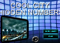 Cool City Hidden Numbers