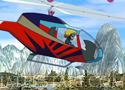 Copter Stop Stop Stop építs leszállópályát a játékban
