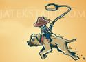 Cowboy Kid Chase futkározós játékok