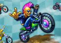 Crazycle motoros ügyességi játékok