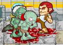 Dick Douche Zombie Lab csapd le a zombikat