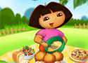 Dora Yummy Cupcake süteménysütős