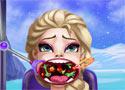Elsa Throat Doctor torokgyulladás