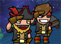 Epic Time Pirates kalózok és az időhajó