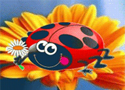 Flower world 5 Differences Játékok