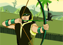 Green Arrow Island Practice találd el