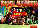 Hidden Alphabet - Toy Story