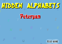 Hidden Alphabets Peterpan
