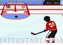 Hockey All-Star Competition lődd be a korongot