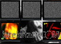 Horror Icons Memory Game játék
