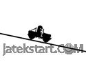 Jeep Flyer játék