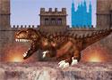 London Rex zúzz a dinóval