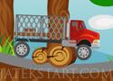 Lumber Truck szállíts fát a teherkocsival