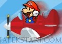 Mario Plane Bomber Játék