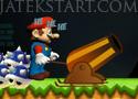Mario Shooter lődd ki a gombákat