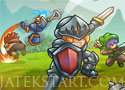 Mighty Knight lovagos harcolós játékok