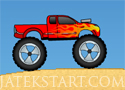 Monster Truck Xtreme 3 terepjárós ügyességi