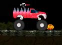 Monster Truck Halloween Hunt