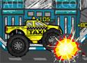 Monster Truck Taxi Játékok