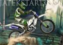 Motocross Forest Challenge motorversenyzős játékok