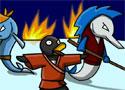 Ninja Peng csapd le a nindzsával