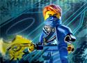Ninja Code harcoljs lego nindzsákkal