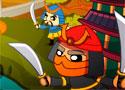 Ninja Defense védd meg és fejlessz