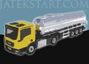NYC Truck Parking kamionos parkolós játék